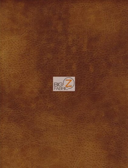 Grain Armadillo Faux Fake Leather Vinyl Fabric / Buckskin / Sold By The Yard