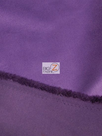 Microfiber Suede Upholstery Fabric / Almond / Passion Suede Microsuede/DuroLastTM