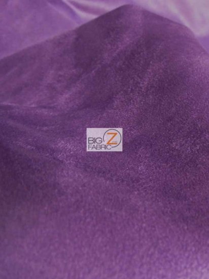 Microfiber Suede Upholstery Fabric / Dark Chocolate / Passion Suede Microsuede/DuroLastTM